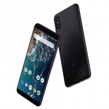 Смартфон Xiaomi Mi A2 (4 + 32 Гб), цельнометаллический корпус, 2 SIM-карты, 4G LTE, Snapdragon 660, 4 Гб RAM + 32 Гб ROM, экран 5,99'' IPS 2160 * 1080, 18:9, 2,5D, двойная основная камера 20 MP + 12 MP, селфи камера 20 MP, светодиодные вспышки на основной и на селфи камерах, аккумулятор 3010 мА/ч, сканер отпечатков пальцев, Wi-Fi, Bluetooth 5.0, GPS, OTG, инфракрасный порт, USB Type-C, Android 8.1, УКРАЇНСЬКА МОВА, РУССКИЙ ЯЗЫК, GOOGLE PLAY, Киев