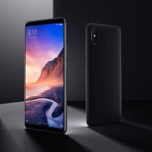 Смартфон Xiaomi Mi Max 3 Global, металлический корпус, 2 SIM-карты, 2G GSM, 3G WCDMA, 4G LTE, Snapdragon 636, Adreno 509, 4 Гб RAM + 64 Гб ROM, экран 6,9'' IPS 2160 * 1080, 18:9, двойная основная камера 12 MP + 5 MP, селфи камера 8 MP, светодиодные вспышки на основной и на селфи камерах, аккумулятор 5500 мА/ч, сканер отпечатков пальцев, Bluetooth 5.0, GPS, FM Radio, OTG, инфракрасный порт, аудиовыход 3,5 мм, стереодинамики, USB Type-C, MIUI 10, Android 8.1, УКРАЇНСЬКА МОВА, РУССКИЙ ЯЗЫК, GOOGLE PLAY, Киев