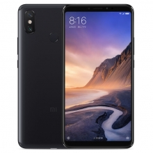 Смартфон Xiaomi Mi Max 3, цельнометаллический корпус, 2 SIM-карты, 2G GSM, 3G WCDMA, 3G CDMA, 4G LTE, Snapdragon 636, Adreno 509, 4 Гб RAM + 64 Гб ROM, экран 6,9'' IPS 2160 * 1080, 18:9, двойная основная камера 12 MP + 5 MP, селфи камера 8 MP, светодиодные вспышки на основной и на селфи камерах, аккумулятор 5500 мА/ч, сканер отпечатков пальцев, Wi-Fi, Bluetooth 5.0, GPS, FM Radio, OTG, инфракрасный порт, аудиовыход 3,5 мм, USB Type-C, MIUI 9, Android 8.1, УКРАЇНСЬКА МОВА, РУССКИЙ ЯЗЫК, GOOGLE PLAY, Киев