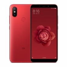 Смартфон Xiaomi Mi6X (6 + 128 Гб, с поддержкой CDMA), цельнометаллический корпус, 2 SIM-карты, Intertelecom, Интертелеком, 4G LTE, Snapdragon 660, 6 Гб RAM + 128 Гб ROM, экран 5,99'' IPS 2160 * 1080, 18:9, 2,5D, двойная основная камера 20 MP + 12 MP, селфи камера 20 MP, светодиодные вспышки на основной и на селфи камерах, аккумулятор 3010 мА/ч, сканер отпечатков пальцев, Wi-Fi, Bluetooth 5.0, GPS, OTG, инфракрасный порт, USB Type-C, MIUI 9, Android 8.1, УКРАЇНСЬКА МОВА, РУССКИЙ ЯЗЫК, GOOGLE PLAY, Киев
