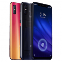 Смартфон Xiaomi Mi8 Pro (6 + 128 Гб, с поддержкой CDMA), стеклянный корпус с алюминиевой рамой, 2 SIM-карты, 4G LTE, Snapdragon 845, Adreno 630, 6 Гб RAM + 128 Гб ROM, экран 6,21'' AMOLED 2248 * 1080, 18,7:9, 2,5D, Gorilla Glass 5, двойная основная камера 12 MP + 12 MP, селфи камера 20 MP, аккумулятор 3000 мА/ч, Quick Charge 4.0+, сканер отпечатков встроен в экран, Wi-Fi, Bluetooth 5.0, GPS, OTG, NFC, стереодинамики, aptX / aptX-HD, USB Type-C, MIUI 10, Android 9, УКРАЇНСЬКА МОВА, GOOGLE PAY, Киев