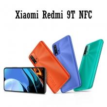 Смартфон Xiaomi Redmi 9T NFC (4 + 64 Гб, Global Version), пластиковый корпус, 2 SIM-карты, 4G LTE, Snapdragon 662, 4 Гб RAM + 64 Гб ROM, экран 6,53'' IPS 2340 * 1080, Gorilla Glass 3, 4 основные камеры 48 МП + 8 МП + 2 МП + 2 МП, селфи камера 8 МП, аккумулятор 6000 мА/ч, быстрая зарядка 18 Вт, сканер отпечатков пальцев, Wi-Fi, Bluetooth 5.0, GPS, FM Radio, NFC, Google Pay, OTG, инфракрасный порт, USB Type-C, MIUI 12, Android 10, УКРАЇНСЬКА МОВА, РУССКИЙ ЯЗЫК, Киев
