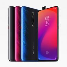 Смартфон Xiaomi Redmi K20 с поддержкой CDMA, стеклянный корпус, 2 SIM-карты, CDMA, 4G LTE, Snapdragon 730, 6 Гб RAM + 64 Гб ROM, экран 6,39'' AMOLED 2340 * 1080, Gorilla Glass 5, AOD, тройная камера 48 MP + 13 MP + 8 MP, выдвижная селфи камера 20 MP, аккумулятор 4000 мА/ч, быстрая зарядка, подэкранный сканер отпечатков пальцев, Wi-Fi, Bluetooth 5.0, GPS, FM Radio, OTG, NFC, aptX, Qualcomm TrueWireless Stereo Plus, USB Type-C, MIUI 10, Android 9.0, УКРАЇНСЬКА МОВА, РУССКИЙ ЯЗЫК, GOOGLE PLAY, GOOGLE PAY, Киев