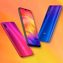 Смартфон Xiaomi Redmi Note 7 (4 + 128 Гб, с поддержкой CDMA), стеклянный корпус, 2 SIM-карты, Интертелеком, Intertelecom, 4G LTE, Snapdragon 660, 4 Гб RAM + 128 Гб ROM, экран 6,3'' IPS 2340 * 1080, 19,5:9, 2,5D, Gorilla Glass, двойная основная камера 48 MP + 5 MP, селфи камера 13 MP, аккумулятор 4000 мА/ч, Quick Charge 4, сканер отпечатков пальцев, Bluetooth 5.0, GPS, FM Radio, OTG, инфракрасный порт, USB Type-C, MIUI 10, Android 9.0, УКРАЇНСЬКА МОВА, РУССКИЙ ЯЗЫК, GOOGLE PLAY, Киев