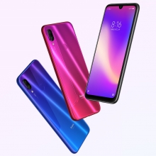 Смартфон Xiaomi Redmi Note 7 Pro (6 + 128 Гб, с поддержкой CDMA), стеклянный корпус, 2 SIM-карты, Интертелеком, Intertelecom, 4G LTE, Snapdragon 675, 6 Гб RAM + 128 Гб ROM, экран 6,3'' IPS 2340 * 1080, 19,5:9, 2,5D, Gorilla Glass, двойная основная камера 48 MP + 5 MP, селфи камера 13 MP, аккумулятор 4000 мА/ч, Quick Charge 4, сканер отпечатков пальцев, Bluetooth 5.0, GPS, FM Radio, OTG, инфракрасный порт, USB Type-C, MIUI 10, Android 9.0, УКРАЇНСЬКА МОВА, РУССКИЙ ЯЗЫК, GOOGLE PLAY, Киев