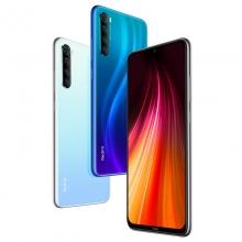 Смартфон Xiaomi Redmi Note 8 (4 + 64 Гб, с поддержкой CDMA), стеклянный корпус, 2 SIM-карты, 3G CDMA, 4G LTE, Snapdragon 665, 4 Гб RAM + 64 Гб ROM, экран 6,3'' IPS 2340 * 1080, 19,5:9, Gorilla Glass 5, 4 основные камеры 48 МП + 8 МП + 2 МП + 2 МП, селфи камера 13 MP, аккумулятор 4000 мА/ч, Quick Charge 3, сканер отпечатков пальцев, Wi-Fi, Bluetooth 4.2, GPS, FM Radio, OTG, инфракрасный порт, USB Type-C, MIUI 11, Android 9.0 | УКРАЇНСЬКА МОВА, РУССКИЙ ЯЗЫК, GOOGLE PLAY, Киев