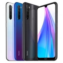 Смартфон Xiaomi Redmi Note 8T (4 + 64 Гб, Global Version) гарантия 12 месяцев стеклянный корпус поддержка 2-х SIM-карт nano SIM 4G FDD LTE B1/B2/B3/B4/B5/B7/B8/B20/B28 VoLTE Snapdragon 665 отдельный слот для карт памяти экран 6,3'' AMOLED 2340 * 1080 Gorilla Glass 5 4 основные камеры 48 МП фронтальная камера 13 МП Face Unlock Wi-Fi Bluetooth FM Radio GPS OTG NFC сканер отпечатков пальцев инфракрасный порт аккумулятор 4000 мА/ч быстрая зарядка Quick Charge 3.0 18 Вт USB Type-C MIUI 11 Android 9 Киев
