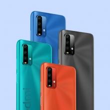 Смартфон Xiaomi Redmi Note 9 4G, пластиковый корпус, 2 SIM-карты, 3G CDMA, 4G LTE, Snapdragon 662, 8 Гб RAM + 128 Гб ROM, экран 6,53'' IPS 2340 * 1080, Gorilla Glass 3, 3 основные камеры 48 МП + 8 МП + 2 МП, селфи камера 13 MP, аккумулятор 6000 мА/ч, быстрая зарядка 18 Вт, реверсивная зарядка, сканер отпечатков пальцев, Wi-Fi, Bluetooth 4.2, GPS, FM Radio, OTG, инфракрасный порт, USB Type-C, MIUI 12, Android 10, УКРАЇНСЬКА МОВА, РУССКИЙ ЯЗЫК, Киев