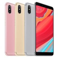 Смартфон Xiaomi RedMi S2 (3 + 32 Гб, Global Version), алюминиевый корпус, 2 SIM-карты, 4G LTE, Snapdragon 625, 3 Гб RAM + 32 Гб ROM, отдельный слот для карт памяти до 256 Гб, экран 5,99'' IPS 1440 * 720, 18:9, 2,5D, двойная основная камера 12 MP + 5 MP, селфи камера 16 MP, аккумулятор 3080 мА/ч, сканер отпечатков пальцев, Wi-Fi, Bluetooth 4.2, GPS, FM Radio, OTG, инфракрасный порт, MIUI 9, Android 8.1, УКРАЇНСЬКА МОВА, РУССКИЙ ЯЗЫК, серый, золотой, розовый, Киев