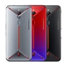 Игровой смартфон ZTE Nubia Red Magic 3S с поддержкой CDMA, алюминиевый корпус, 2 SIM-карты, 3G CDMA, 4G LTE, Snapdragon 855+, 8 Гб RAM + 128 Гб ROM, экран 6,65'' AMOLED, 2340 * 1080, частота 90 Гц,, Gorilla Glass, камера 48 МП, фронтальная камера 16 МП, аккумулятор 5000 мА/ч, Quick Charge 4+, водяное охлаждение, турбо вентилятор, стереодинамики, DTS:X, DTS 7.1, aptX, сканер отпечатков пальцев, Bluetooth 5.0, GPS, OTG, USB Type-C, Android 9.0, УКРАЇНСЬКА МОВА, РУССКИЙ ЯЗЫК, GOOGLE PLAY, Киев