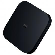 ТВ-приставка Xiaomi Mi Box 4C (1 + 8 Гб), телеприставка, Mi TV Box, процессор Amlogic, Mali-450, оперативная память 1 Гб, внутренняя память 8 Гб, видео 4K (3840 x 2160) HDR, Wi-Fi 802.11b/g/n, HDMI 2.0, USB 2.0, AV 3,5 мм, до 1920 * 1080P при 60 кадрах / с, поддержка 3D, DTS 2.0+Digital Out, пульт дистанционного управления, чёрный, Киев