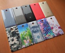 Задняя крышка для смартфона Xiaomi Mi4, пластик, глянцевый, матовый, золотой, чёрный, синий, серый, красный, 3D рисунок, Киев