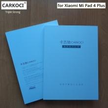 Защитное стекло Carkoci (Triple Strong) для планшета Xiaomi Mi Pad 4 Plus, закалённое стекло, бронированное стекло, 9H, антибликовое покрытие, олеофобное покрытие, Киев
