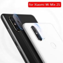 Защитное стекло для камеры смартфона Xiaomi Mi Mix 2S, бронированное стекло, толщина 0,2 мм, показатель по минералогической шкале твёрдости (шкала Мооса от 1 до 10): 9H (твёрдость алмаза 10H), в 4 раза более устойчиво к царапинам, чем обычная защитная плёнка, не влияет на качество съёмки, прозрачное, Киев