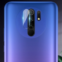 Защитное стекло для камеры смартфона Xiaomi Redmi 9, бронированное стекло, толщина 0,2 – 0,3 мм, показатель по минералогической шкале твёрдости (шкала Мооса от 1 до 10): 9H (твёрдость алмаза 10H), в 4 раза более устойчиво к царапинам, чем обычная защитная плёнка, не влияет на качество съёмки, прозрачное, Киев