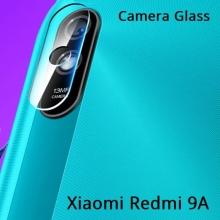 Защитное стекло для камеры смартфона Xiaomi Redmi 9A, бронированное стекло, толщина 0,2 – 0,3 мм, показатель по минералогической шкале твёрдости (шкала Мооса от 1 до 10): 9H (твёрдость алмаза 10H), в 4 раза более устойчиво к царапинам, чем обычная защитная плёнка, не влияет на качество съёмки, прозрачное, Киев