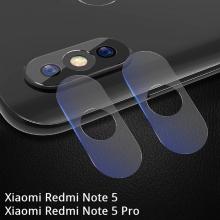 Защитное стекло для камеры смартфона Xiaomi RedMi Note 5 / RedMi Note 5 Pro, бронированное стекло, толщина 0,3 мм, показатель по минералогической шкале твёрдости (шкала Мооса от 1 до 10): 9H (твёрдость алмаза 10H), в 4 раза более устойчиво к царапинам, чем обычная защитная плёнка, не влияет на качество съёмки, прозрачное, Киев