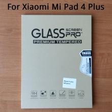 Защитное стекло Glass Screen Pro+ для Xiaomi Mi Pad 4 Plus, толщина 0,3 мм, показатель по минералогической шкале твёрдости (шкала Мооса от 1 до 10): 9H, не влияет на чувствительность сенсора, антибликовое покрытие, олеофобное покрытие, Киев