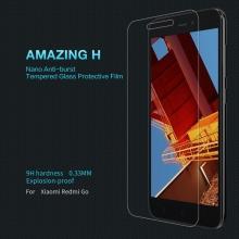 Защитное стекло Nillkin для смартфона Xiaomi Redmi Go, закалённое стекло, бронированное стекло, 9H, антибликовое покрытие, олеофобное покрытие, Киев