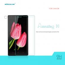 Защитное стекло Nillkin для смартфона Xiaomi Red Rice / RedMi / Red Rice 1S / RedMi 1S, закалённое стекло, 9H, антибликовое покрытие, олеофобное покрытие, Киев