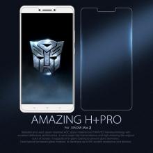 Защитное стекло Nillkin H+Pro для смартфона Xiaomi Mi Max 2, закалённое стекло, бронированное стекло, 9H, толщина 0,2 мм, 2,5D, 2.5D, антибликовое покрытие, олеофобное покрытие, Киев