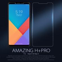 Защитное стекло Nillkin H+Pro для смартфона Xiaomi Mi Max 3, закалённое стекло, бронированное стекло, 9H, толщина 0,2 мм, 2,5D, 2.5D, антибликовое покрытие, олеофобное покрытие, Киев