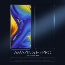 Защитное стекло Nillkin H+Pro для смартфона Xiaomi Mi Mix 3, закалённое стекло, бронированное стекло, 9H, толщина 0,2 мм, 2,5D, 2.5D, антибликовое покрытие, олеофобное покрытие, Киев