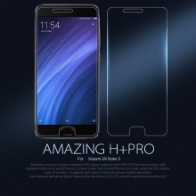 Защитное стекло Nillkin H+Pro для смартфона Xiaomi Mi Note 3, закалённое стекло, бронированное стекло, 9H, толщина 0,2 мм, 2,5D, 2.5D, антибликовое покрытие, олеофобное покрытие, Киев