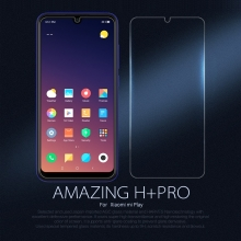 Защитное стекло Nillkin H+Pro для смартфона Xiaomi Mi Play, закалённое стекло, бронированное стекло, 9H, толщина 0,2 мм, 2,5D, 2.5D, антибликовое покрытие, олеофобное покрытие, Киев