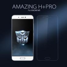 Защитное стекло Nillkin H+Pro для смартфона Xiaomi Mi5, закалённое стекло, 9H, толщина 0,2 мм, 2,5D, 2.5D, антибликовое покрытие, олеофобное покрытие, Киев