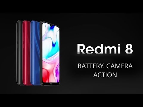 Embedded thumbnail for Xiaomi Redmi 8 (рекламный ролик)