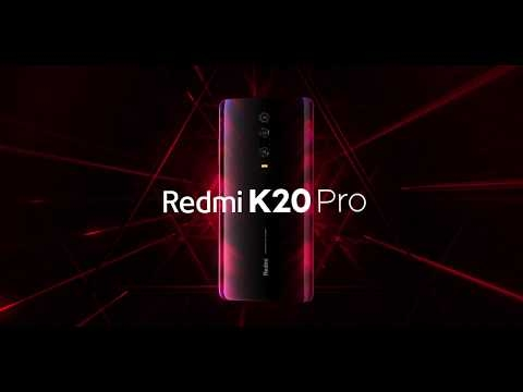 Embedded thumbnail for Xiaomi Redmi K20 Pro (рекламный ролик)