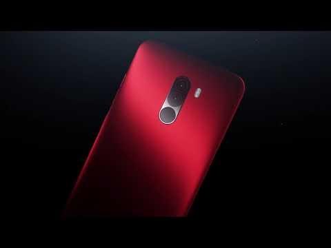 Embedded thumbnail for Xiaomi Pocophone F1 (промо видео)