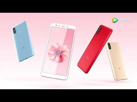 Embedded thumbnail for Xiaomi Mi6X (промо видео)