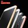 Чехол MSVII с металлической рамкой для смартфона Xiaomi Mi4S (обновлённая версия), бампер, алюминий, поликарбонат, чёрный, серебряный, золотой, Киев