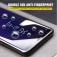 Гидрогелевая защитная плёнка для смартфона Samsung Galaxy S9+, в комплект входят 2 плёнки, бронированная плёнка, полноэкранная плёнка (закрывает экран смартфона полностью), клеится к экрану смартфона всей поверхностью, клеится без использования жидкости, самовосстанавливающаяся плёнка, не влияет на чувствительность сенсора, не искажает цвета, олеофобное покрытие, пластиковый держатель для точного позиционирования плёнки на экране, шпатель для разглаживания плёнки, Киев