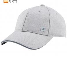 Бейсболка Xiaomi Mi Baseball Cap, фирменная бейсболка Xiaomi, унисекс, полиэстер, black, чёрный, тёмно-серый, gray, светло-серый, navy blue, синий, Киев