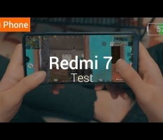 Embedded thumbnail for Redmi 7: Can survive on just one charge! (автономность)