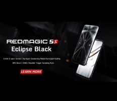 Embedded thumbnail for ZTE Nubia Red Magic 5S: Eclipse Black (рекламный ролик)