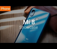 Embedded thumbnail for Xiaomi Mi8 (промо видео)