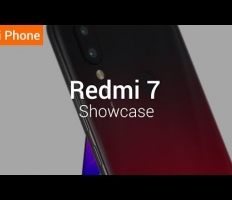 Embedded thumbnail for Redmi 7: Fastest in Class, Power that Lasts (рекламный ролик)