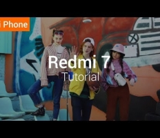 Embedded thumbnail for Redmi 7: Palm Shutter (фото с задержкой)