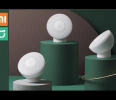 Embedded thumbnail for Ночник с датчиком движения Xiaomi Mijia Night Light 2 (рекламный ролик)