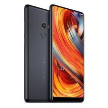 Смартфон Xiaomi Mi Mix 2 (6 + 64 Гб), керамический корпус с алюминиевой рамой, 2 SIM-карты, процессор Snapdragon 835, 6 Гб RAM + 64 Гб ROM, безрамочный экран 5,99'' IPS 2160*1080 (18:9), 2,5D, камера 12 MP (Sony IMX 386), аккумулятор 3400 мА/ч, Quick Charge 3.0, сканер отпечатков пальцев, Wi-Fi 802.11a/b/g/n/ac, 2Х2 MIMO, MU-MIMO, Bluetooth 5.0, GPS, OTG, NFC, USB Type-C, MIUI 8, Android 7.1.1, УКРАИНСКИЙ ЯЗЫК, УКРАЇНСЬКА МОВА, РУССКИЙ ЯЗЫК, GOOGLE PLAY, Киев