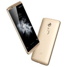 Смартфон ZTE Axon 7 (4 + 64 Гб), A2017, металлический корпус, 2 SIM-карты, 2G GSM + 3G WCDMA + 3G CDMA + 4G LTE, Snapdragon 820, Adreno 530, 4 Гб RAM + 64 Гб ROM, экран 5,5'' AMOLED 2560 * 1440, Gorilla Glass 4, камера 20 MP, аккумулятор 3250 мА/ч, сканер отпечатков пальцев, Wi-Fi, Bluetooth 4.2, GPS, OTG, NFC, USB Type-C, Android 7.1.1, УКРАИНСКИЙ ЯЗЫК, РУССКИЙ ЯЗЫК, GOOGLE PLAY, Киев