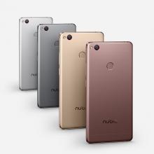 Смартфон ZTE Nubia Z11 (4 + 64 Гб), металлический корпус, 2 SIM-карты, 2G GSM + 3G WCDMA + 3G CDMA + 4G LTE, 4-ядерный процессор Snapdragon 820, Adreno 530, 4 Гб RAM + 64 Гб ROM, безрамочный экран 5,5'' IPS 1920*1080, Gorilla Glass 3, камера 16 MP, стабилизация изображения, аккумулятор 3000 мА/ч, сканер отпечатков пальцев, Wi-Fi, Bluetooth 4.2, GPS, OTG, NFC, ИК порт, USB Type-C, Nubia UI 4.0, Android 6.0.1, УКРАИНСКИЙ ЯЗЫК, РУССКИЙ ЯЗЫК, GOOGLE PLAY, Киев