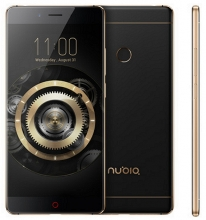 Смартфон ZTE Nubia Z11 (6 + 64 Гб), металлический корпус, 2 SIM-карты, 2G GSM + 3G WCDMA + 3G CDMA + 4G LTE, 4-ядерный процессор Snapdragon 820, Adreno 530, 6 Гб RAM + 64 Гб ROM, безрамочный экран 5,5'' IPS 1920*1080, Gorilla Glass 3, камера 16 MP, стабилизация изображения, аккумулятор 3000 мА/ч, сканер отпечатков пальцев, Wi-Fi, Bluetooth 4.2, GPS, OTG, NFC, ИК порт, USB Type-C, Nubia UI 4.0, Android 6.0.1, УКРАИНСКИЙ ЯЗЫК, РУССКИЙ ЯЗЫК, GOOGLE PLAY, Киев