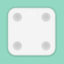 Умные весы Xiaomi Smart Scale 2, смарт-весы, расширенное управление при помощи приложения Mi Fit, биоэлектрический импеданс, измеряют вес, общий уровень жира, уровень висцерального жира, мышечная маса, костная масса, уровень воды, основной обмен, индекс массы тела, оценка состояния тела, тип телосложения, диапазон измерения веса: 5 – 150 кг, мониторирг параметров 16 человек,  единицы измерения: килограммы, фунты, китайские фунты, скрытое светодиодное табло, автоматическая ркгулировка, сенсор освещённости, б