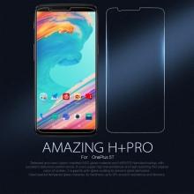Защитное стекло Nillkin H+Pro для смартфона OnePlus 5T, закалённое стекло, бронированное стекло, 9H, толщина 0,2 мм, 2,5D, 2.5D, антибликовое покрытие, олеофобное покрытие, Киев